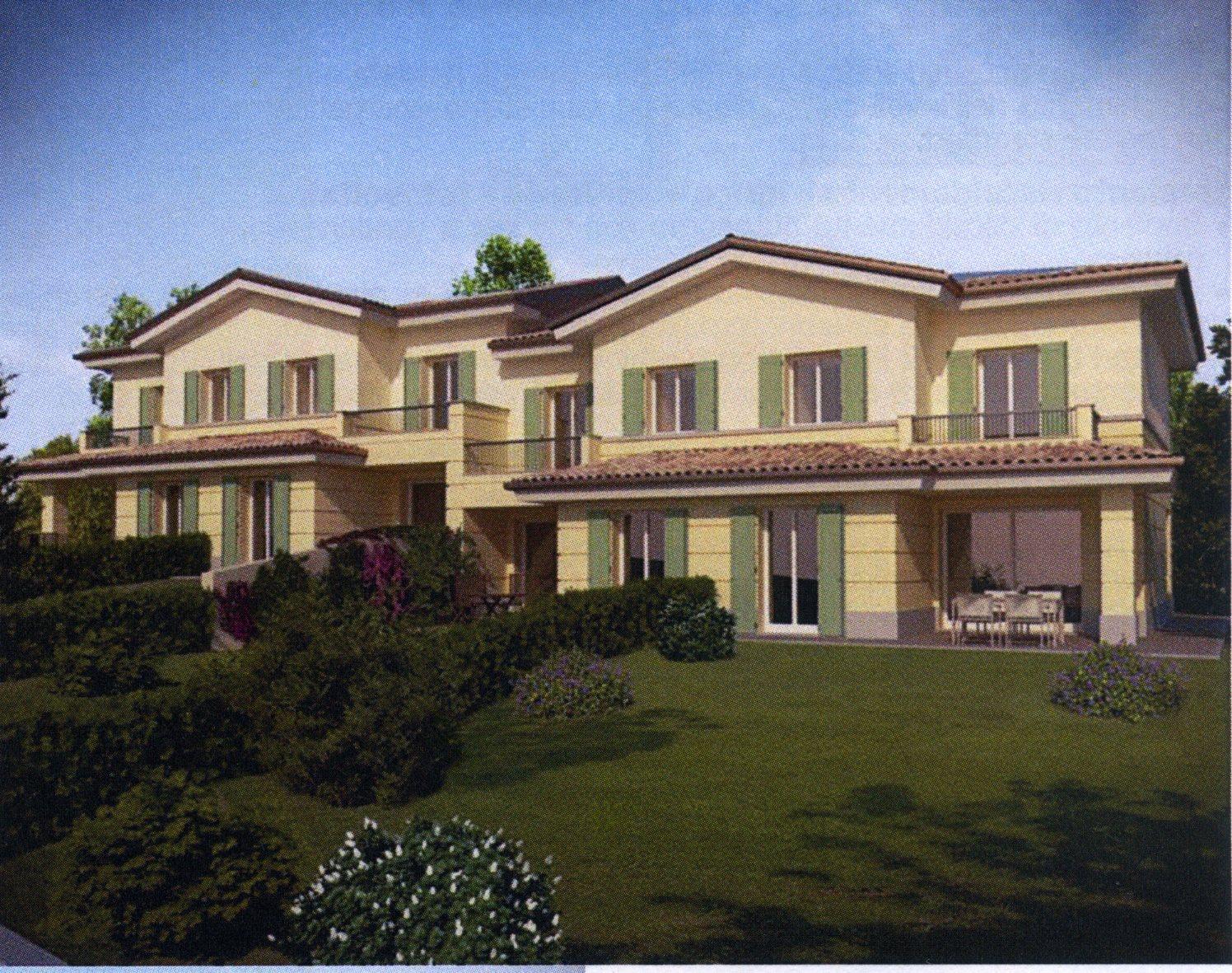 Villette a schiera caseloft s r l immobiliare sassuolo for Garage con i prezzi degli appartamenti loft