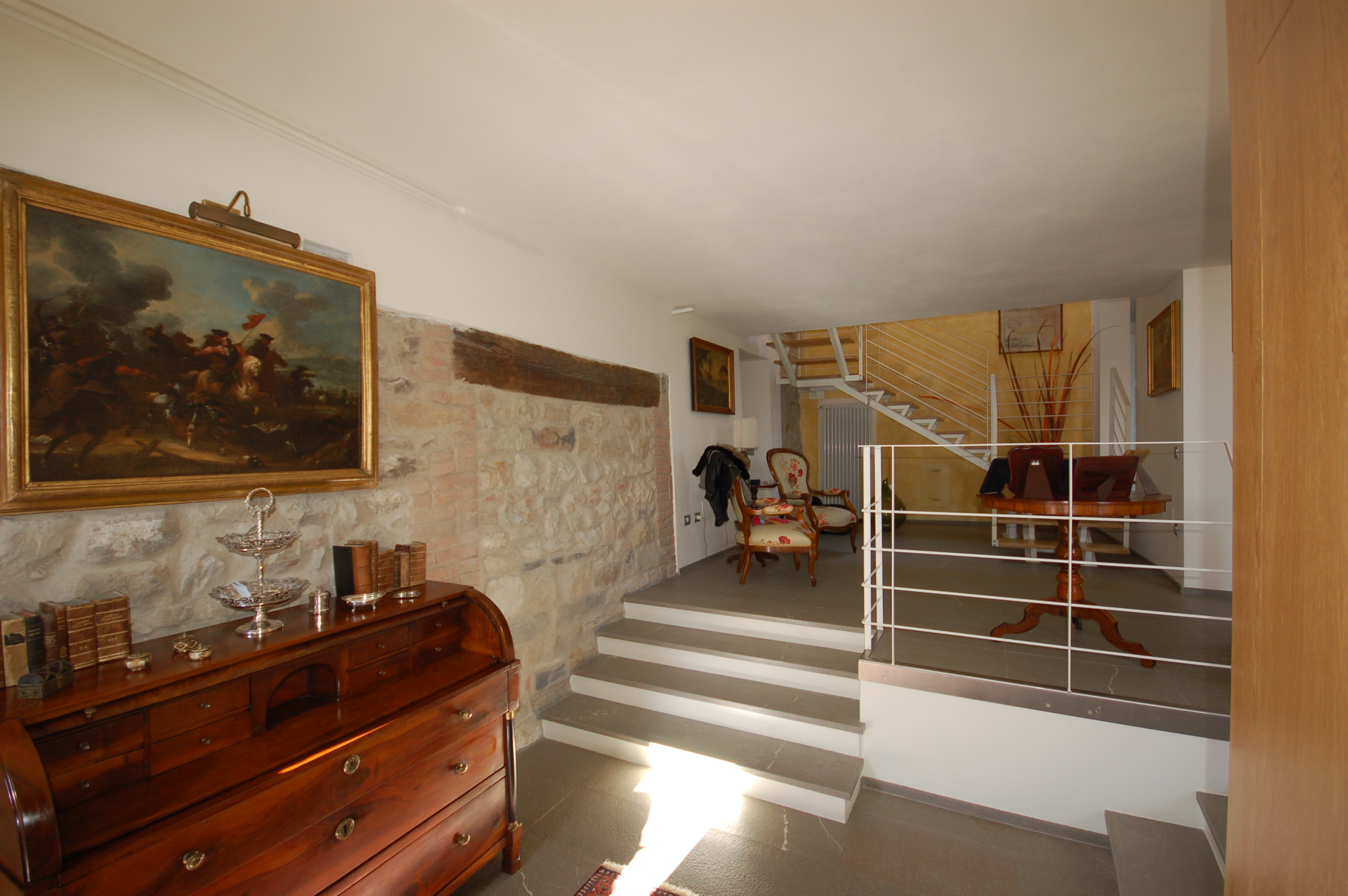 Caseloft s r l servizi immobiliari - Interni rustici ...