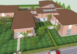 Abitazione in villa